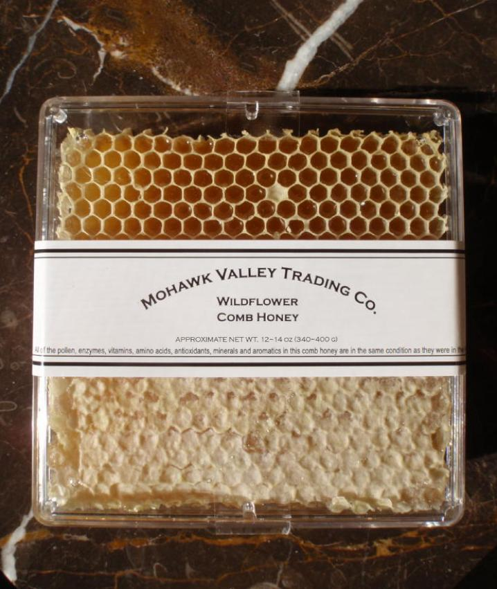 Comb Honey - Wildflower - Mohawk Valley Trading Company