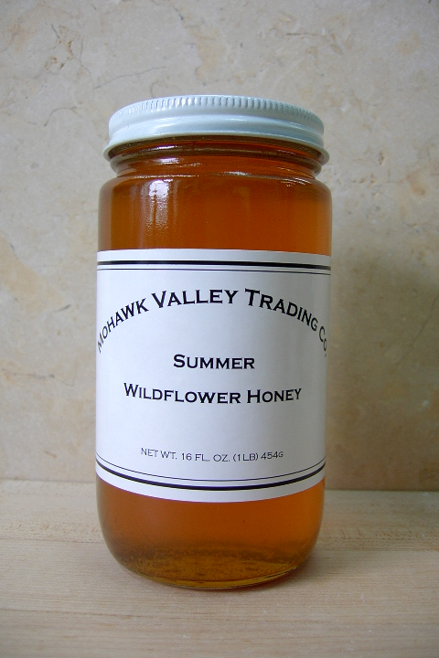 Wildflower Honey: Summer
